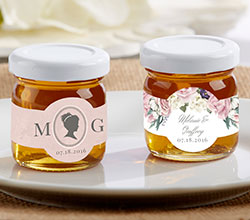 Personalized Clover Honey - English Garden (Set of 12)